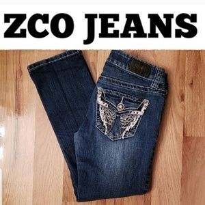 ZCO Ladies Jeans Size 3